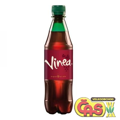 VINEA èervená 0.5l  PET