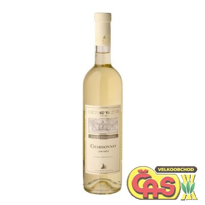 Víno Chardonnay 0.75l        Collection Valtice