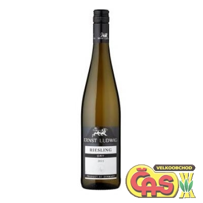 VÍNO ERNST LUDWIG RIESLING DRY 0.75l