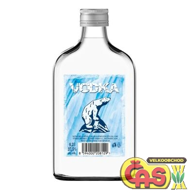 VODKA - 0.2l     JIP         37.5%