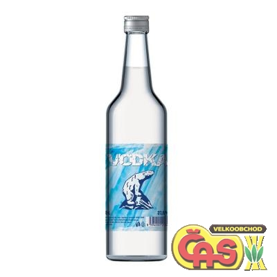 Vodka 0.5l 37.5%             JIP