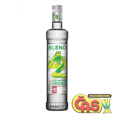 VODKA - 42 0.5l 42% AIR LIME/MINT
