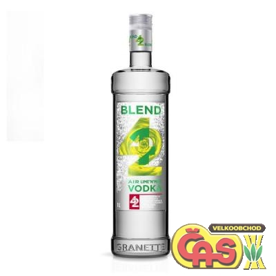 VODKA - 42 1l AIR  LIME/MINT        42%