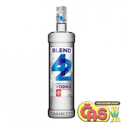 VODKA - 42 1l FIRE         42%