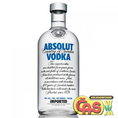 VODKA - ABSOLUT 0.7l   40%