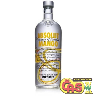 VODKA - ABSOLUT MANGO 1l 40%