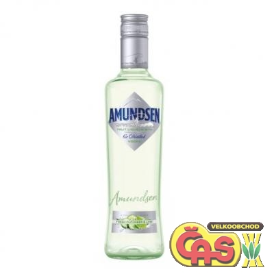 VODKA - AMUNDSEN CUCUMBER +LIME 0.5l 15%