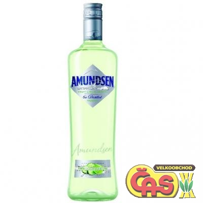 VODKA - AMUNDSEN CUCUMBER + LIME 1l 15%