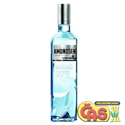 VODKA - AMUNDSEN EXPEDITION 1911 0.7l 40%