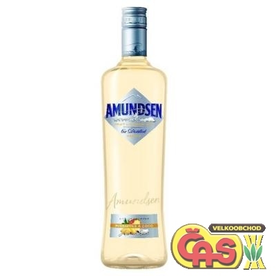 VODKA - AMUNDSEN PINEAPPLE COCONUT 1l 15%