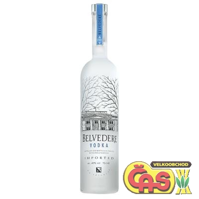 VODKA - BELVEDERE PURE 0.7 40%