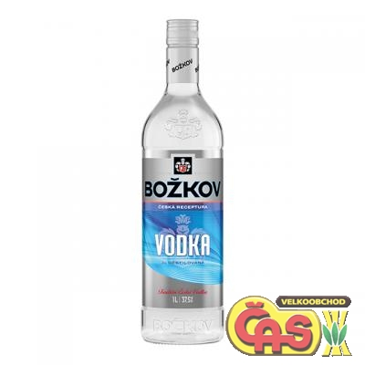 VODKA  Božkov 1l     37.5%