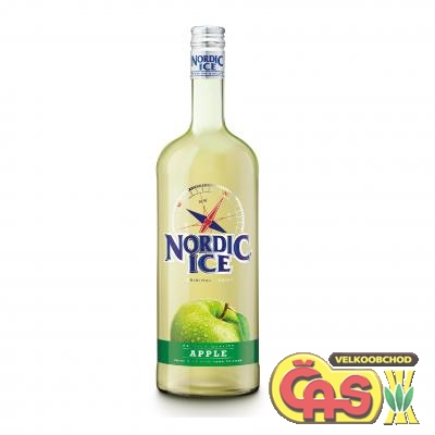 VODKA - D.NORD ICE APPLE 1l 14.5%