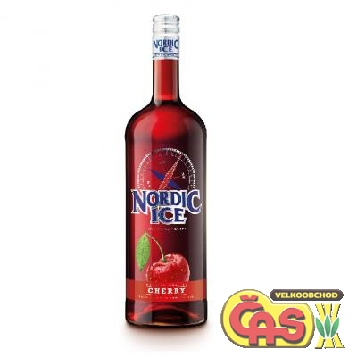 VODKA - D.NORD ICE CHERRY 1l 14%