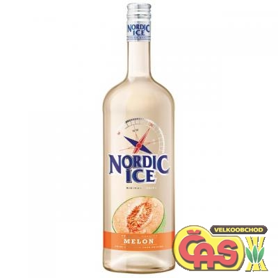 VODKA - D.NORD ICE MELON 1l 14%