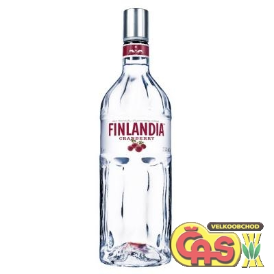VODKA - FINLANDIA CRANBERRY 1l 40%