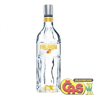 VODKA - FINLANDIA GRAPEFRUIT 1l 37.5%