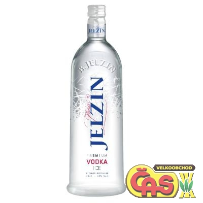 VODKA - JELZIN ICE 0.7l  42%