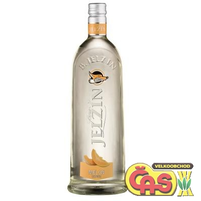 VODKA - JELZIN MELON 0.5l 15%