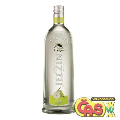 VODKA - JELZIN PEAR 0.7l 15%