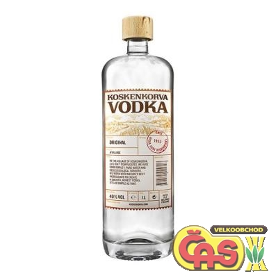 VODKA - Koskenkorva 1l NEW 40%