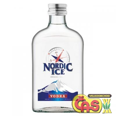 VODKA - NORDIC ICE 0.2l   37.5%