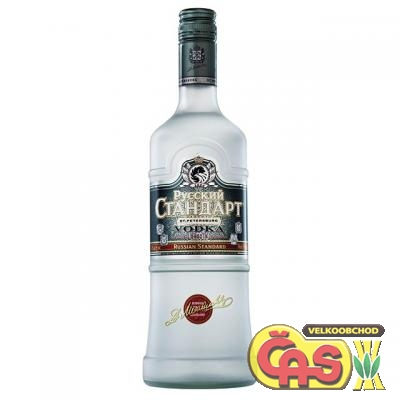 VODKA - RUSSKIJ STANDARD ORIGINAL 0.7l 40%