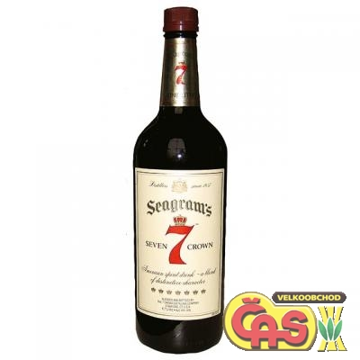 WHISKY - 7 CROWN 1l        40%