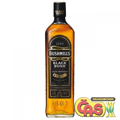 WHISKY - BUSHMILLS BLACK 0.7l