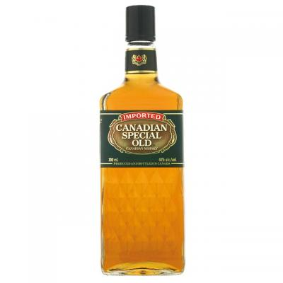 WHISKY - CANADIAN SPECIAL OLD  0.7l 40%