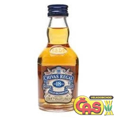 WHISKY - CHIVAS REGAL 18YO MINI 40%