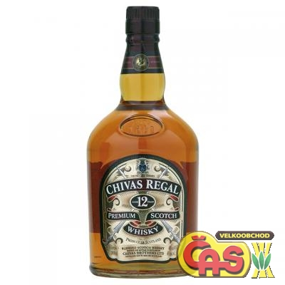 WHISKY - CHIVAS REGAL 1l   40%