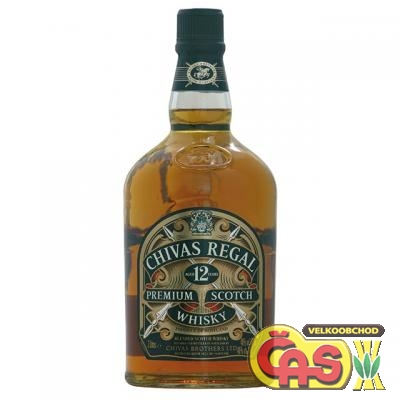 WHISKY - CHIVAS REGAL 2l   40%