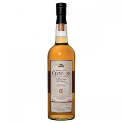 WHISKY - CLYNELISH 14YO 0.7l 46%