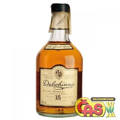 WHISKY - DALWHINNIE 0.7l  43%