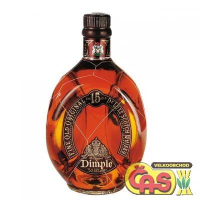 WHISKY - DIMPLE 0.7l 15 LET 40%
