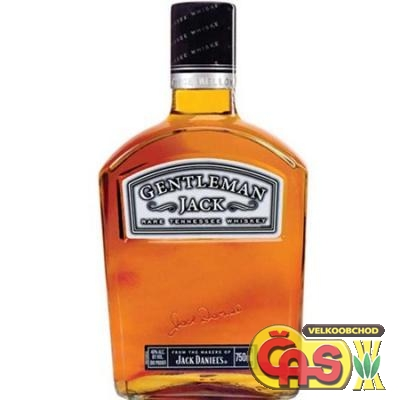 WHISKY - GENTLEMAN JACK 0.7l 40%