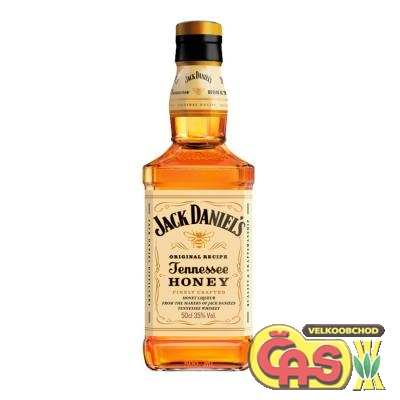 Whisky - Jack Daniels 0.5l Honey