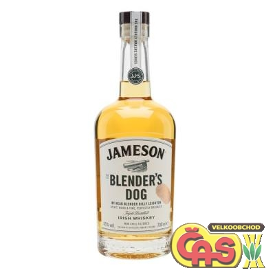 WHISKY - JAMESON BLENDERS DOG 0.7l 43%