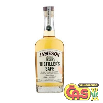 WHISKY - JAMESON DISTILLERS SAFE 0.7l 43%