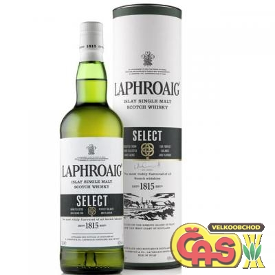 WHISKY MALT - LAPHROAIG SELECT 0.7l 40%