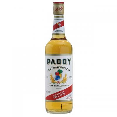 WHISKY - PADDY IRISH 0.7l 40%
