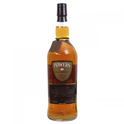 WHISKY - POWERS GOLD 1l 43.2%