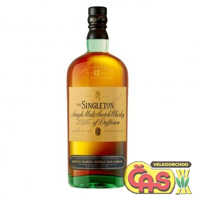WHISKY - SINGLETON OF DUFFTOWN 0.7L 40% 12YO