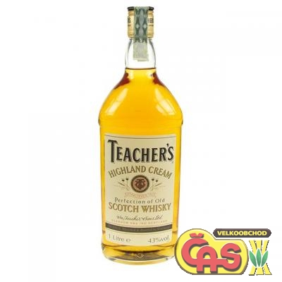 WHISKY - TEACHER`S 1l      40%