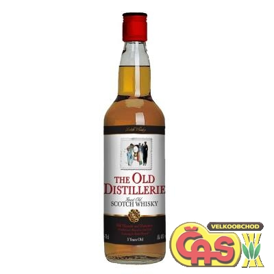 WHISKY - THE OLD DISTILLERIE 0.7l 40%