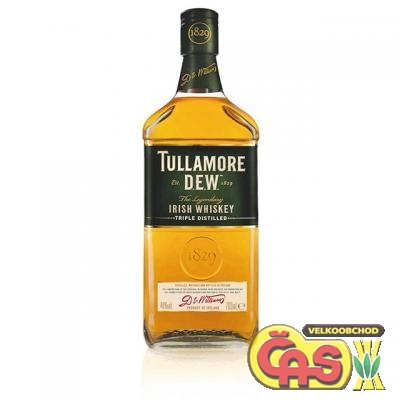 WHISKY - TULLAMORE DEW 0.7l       40%