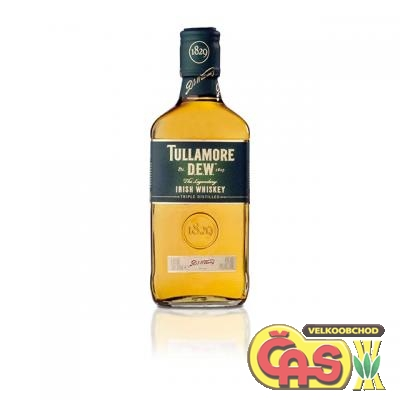 WHISKY - TULLAMORE DEW 0.35l  40%