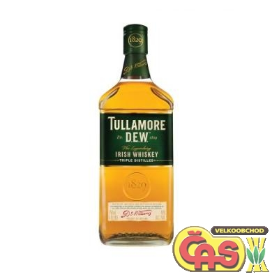 WHISKY - TULLAMORE DEW 0.5l       40%