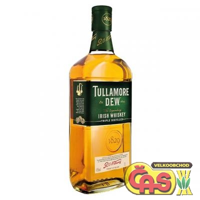 WHISKY - TULLAMORE DEW 1l  40%